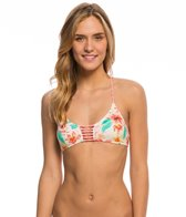Rip Curl Swimwear Tropic Wind Reversible Bra Bikini Top