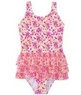 Hula Star Girls' Fairy Dance Tutu One Piece Swimsuit (2yrs-6yrs)