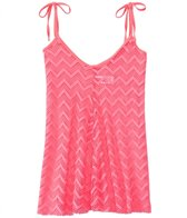 Gossip Girls' Endless Summer Crochet Cover Up Dress (7yrs-16yrs)