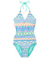Gossip Girls' Sundown Monokini One Piece Swimsuit (7yrs-16yrs)
