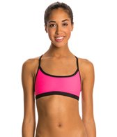 ROKA Sports Women's Elite 2 Piece Triangle Back Top