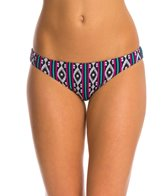 Roxy Swimwear Traveling Gypsy Reversible Surfer Bikini Bottom