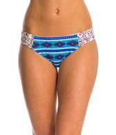 Roxy Swimwear Woodstock Basegirl Bikini Bottom