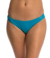 Roxy Swimwear Sunset Paradise 70s Braided Bikini Bottom