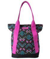 Roxy Tropical Breeze Beach Tote