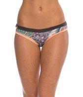 Maaji Floral Traces Signature Bikini Bottom