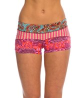 Maaji Bourbon Strawberry Cover Up Swim Shorts
