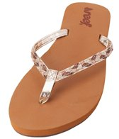 Reef Women's Twisted Stars Flip Flop