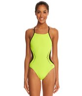Speedo LZR Cut One Piece Swimsuit