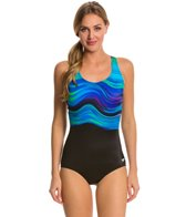 Speedo Jet Stream Ultraback One Piece Swimsuit