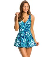Maxine Florida Keys Empire Swim Dress