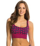 Beach House Swimwear Cape May Racerback Sport Bikini Top