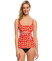 Beach House Cape May A-Line Underwire Tankini Top