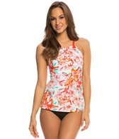 Beach House Seaboard High Neck Tankini Top