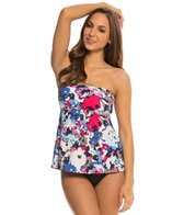 Beach House Hyaniss Port A-Line Bandeau Tankini Top