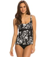 Beach House Nantucket Island A-Line Underwire Tankini Top