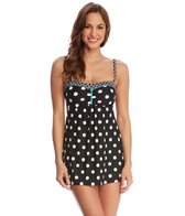 Beach House Block Island Spliced Bandeau Swim Dress