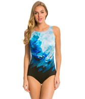 Longitude Rosalinda High Neck One Piece Swimsuit