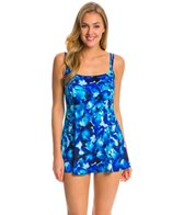 Longitude Key Largo Princess Seam Swim Dress