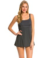 Longitude Dot to Dot Empire Princess Swim Dress