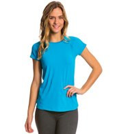 Body Glove Breathe Women's Shamal Short Sleeve Rash Guard