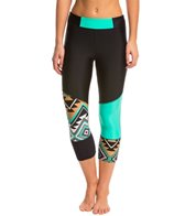 Body Glove Women's Maka Surf Capri Legging