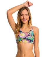 Body Glove Women's Wanderer Good to Go Sports Bra Top