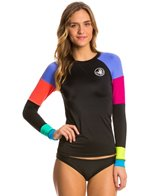 Body Glove Breathe Women's Horizon Long Sleeve Rash Guard