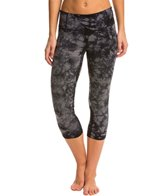 Body Glove Women's Tie Dye Work It Capri Leggings