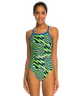 Nike Clash Lingerie Tank One Piece Swimsuit