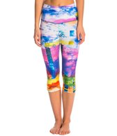 Onzie High Rise Yoga Capris