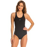 Speedo LZR Fit Thick Strap One Piece Swimsuit
