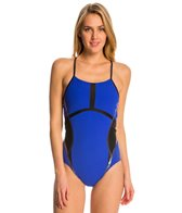 Speedo LZR Fit Thin Strap One Piece Swimsuit
