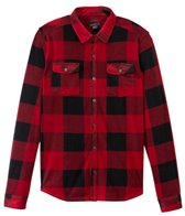 O'Neill Men's Glacier Check Long Sleeve Shirt