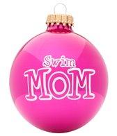 Bay Six Swim Mom Ornament