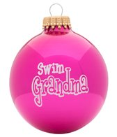Bay Six Swim Grandma Ornament