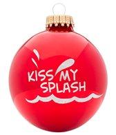 Bay Six Kiss My Splash Ornament