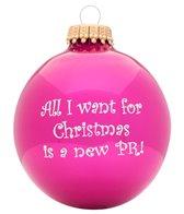Bay Six All I Want... New PR Ornament