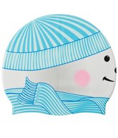 Sporti Snow Friend Silicone Swim Cap