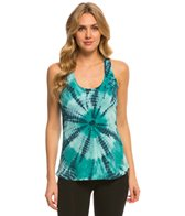Marika Balance Collection Tie Dye Singlet Yoga Tank Top