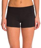 Marika Balance Collection Flat Waist Energy Hot Yoga Shorts