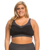 Marika Plus Size Pollyanna Yoga Sports Bra