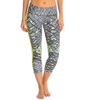 Onzie Graphic Capri