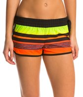 Hurley Phantom Block 2.5 Party Stripe Beachrider Boardshort