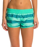 Hurley Supersuede Printed Stripe  2.5 Beachrider Boardshort