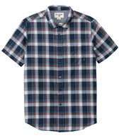 Billabong Men's Wales Short Sleeve Shirt