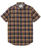 Billabong Men's Wales Short Sleeve Shirt