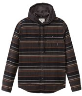 Billabong Men's Ziggy Hooded Long Sleeve Shirt