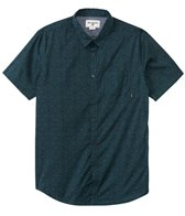 Billabong Men's Diamonds Short Sleeve Shirt