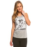 Yoga Rx Kissing Yogis Muscle Workout Shirt